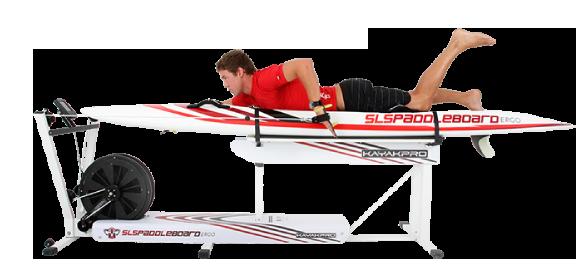 surf paddle exercise machine